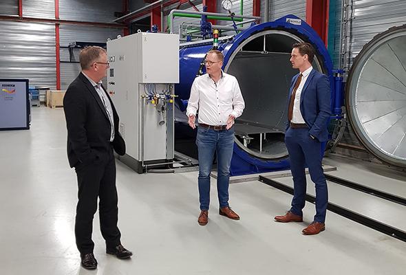 Timmermans Hardglas kiest voor elektrisch vervoer