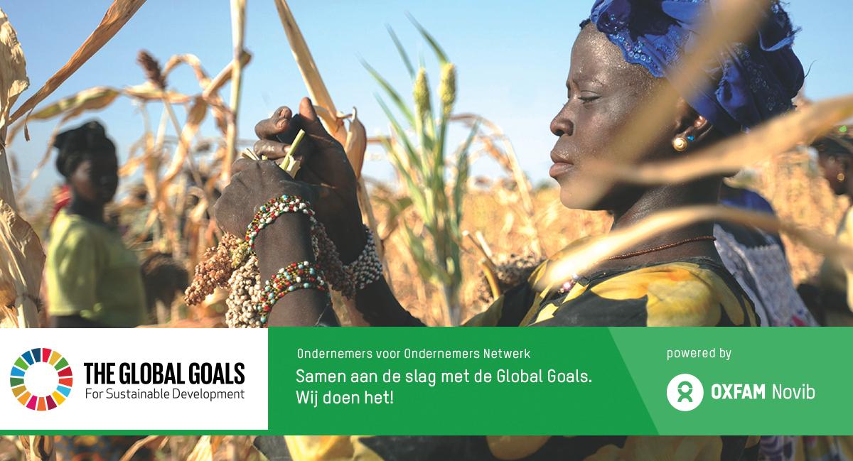 Timmermans Hardglas steunt ondernemende mensen in ontwikkelingslanden