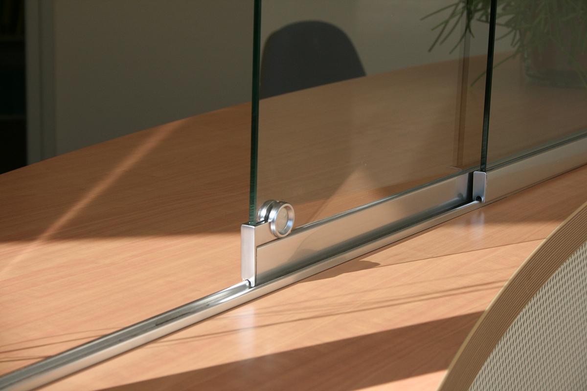 Schuifloketten TG-Vitris van Timmermans Hardglas